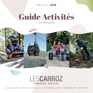 Guide activités 2019