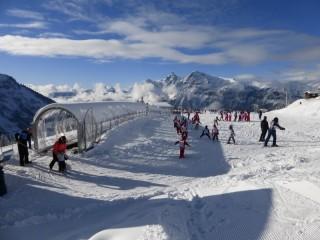 Cours de ski et surf