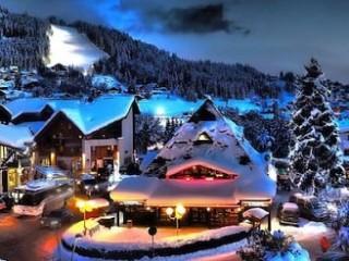 Court séjour ski insolite
