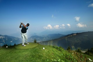 Golf de Flaine - Les Carroz