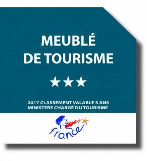 Classement national meublé de tourisme