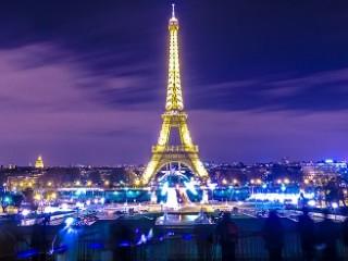 Depuis Paris