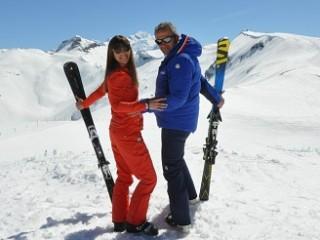 Prix mini mais ski VIP