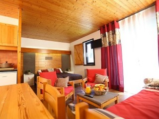 Holiday residence by the pistes