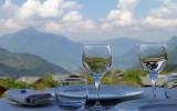 Terrasse restaurant Gastronomique La croix de Savoie