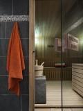 CGH - Les Chalets de Jouvence - Sauna