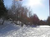 Vue hiver
