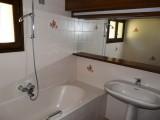 Chalet Grangettes Les Carroz  salle de bain