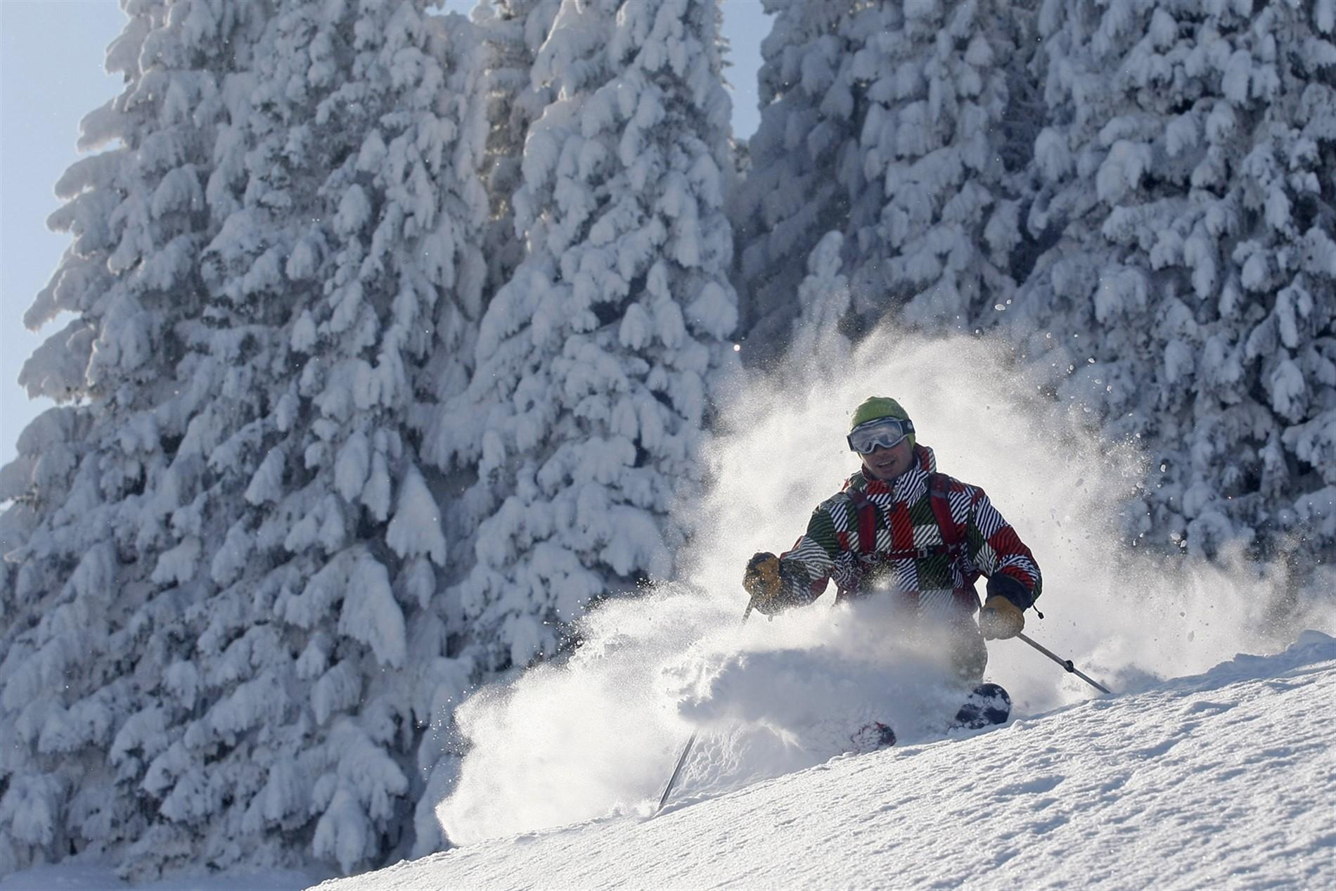 forfait ski grand massif 2 jours. Black Bedroom Furniture Sets. Home Design Ideas